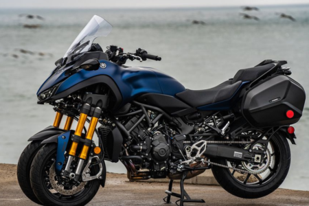 2019 Yamaha Niken GT: An Interestingly Unique Sport Touring Bike