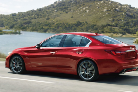 2019 INFINITI Q50 RED SPORT 400 AWD: Empowering Drive Dynamics