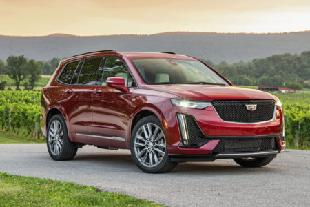 2020 Cadillac XT6: Driving Ambitions