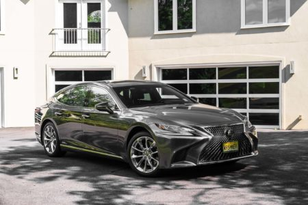 2019 Lexus LS 500h Luxury Sedan: Paragon of Excellence