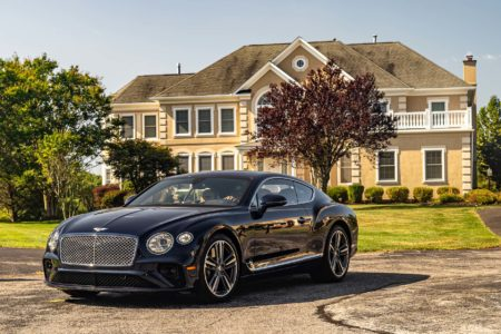2020 Bentley Continental GT V8: Opulent Lifestyles