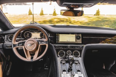 2020 Bentley Continental GT V8 Interior