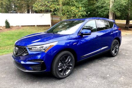 2020 Acura RDX SH-AWD A-Spec: Precision Crafted Performance