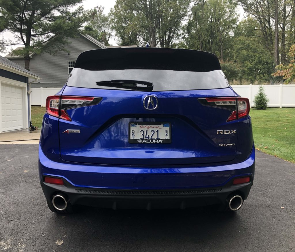 2020 Acura RDX SH-AWD A-Spec: Precision Crafted