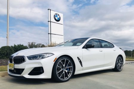 2020 BMW M850i xDrive Gran Coupe: BMW Group Test Fest