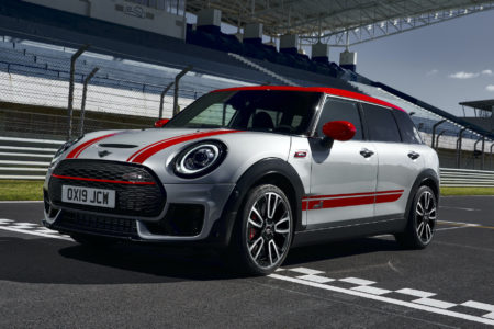 MINI's Future, Featuring E-Power and the 301-HP JCW Clubman ALL4
