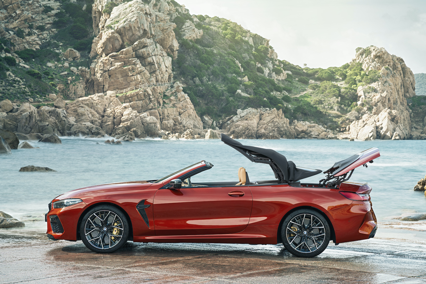 2020 Bmw M8 Convertible Most Powerful Letter In The World M Automotive Rhythms