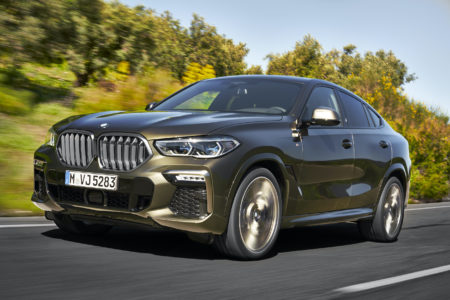 2020 BMW X6 M 50i First Drive: Active, Sporty, and Gifted
