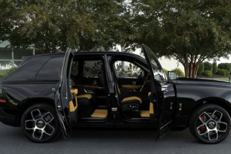 2020 Rolls-Royce Cullinan Black Badge Collection: Law of Attraction