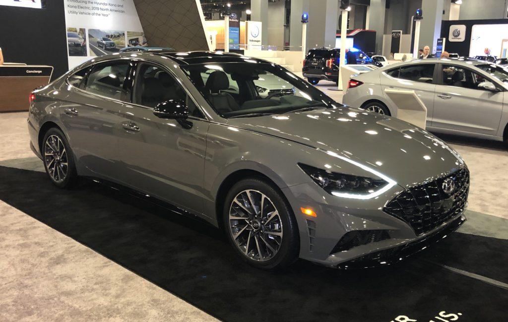 2020 hyundai sonata and beyond 49th annual miami auto