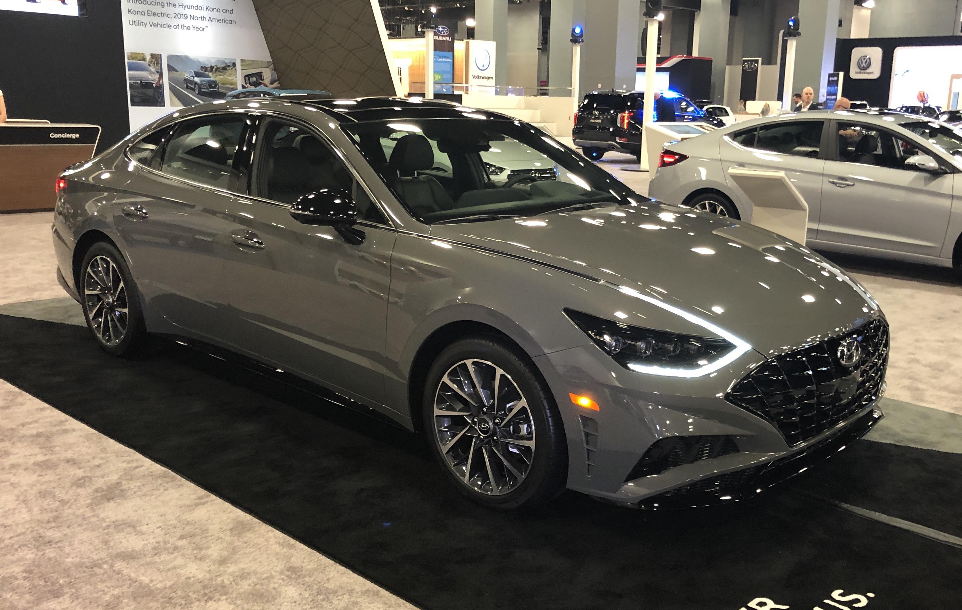 Miami Auto Show 2020.2020 Hyundai Sonata And Beyond 49th Annual Miami Auto Show