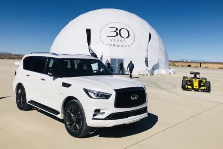 INFINITI offers zero percent financing and  90-day deferred payments on all 2020 models