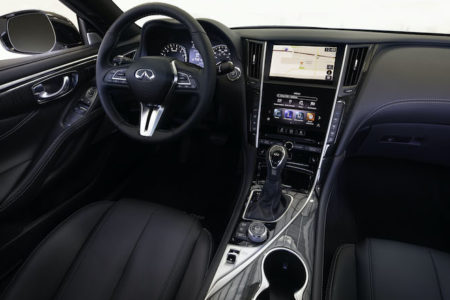 INFINITI Introduces New-Generation Infotainment System for Key 2020 Models