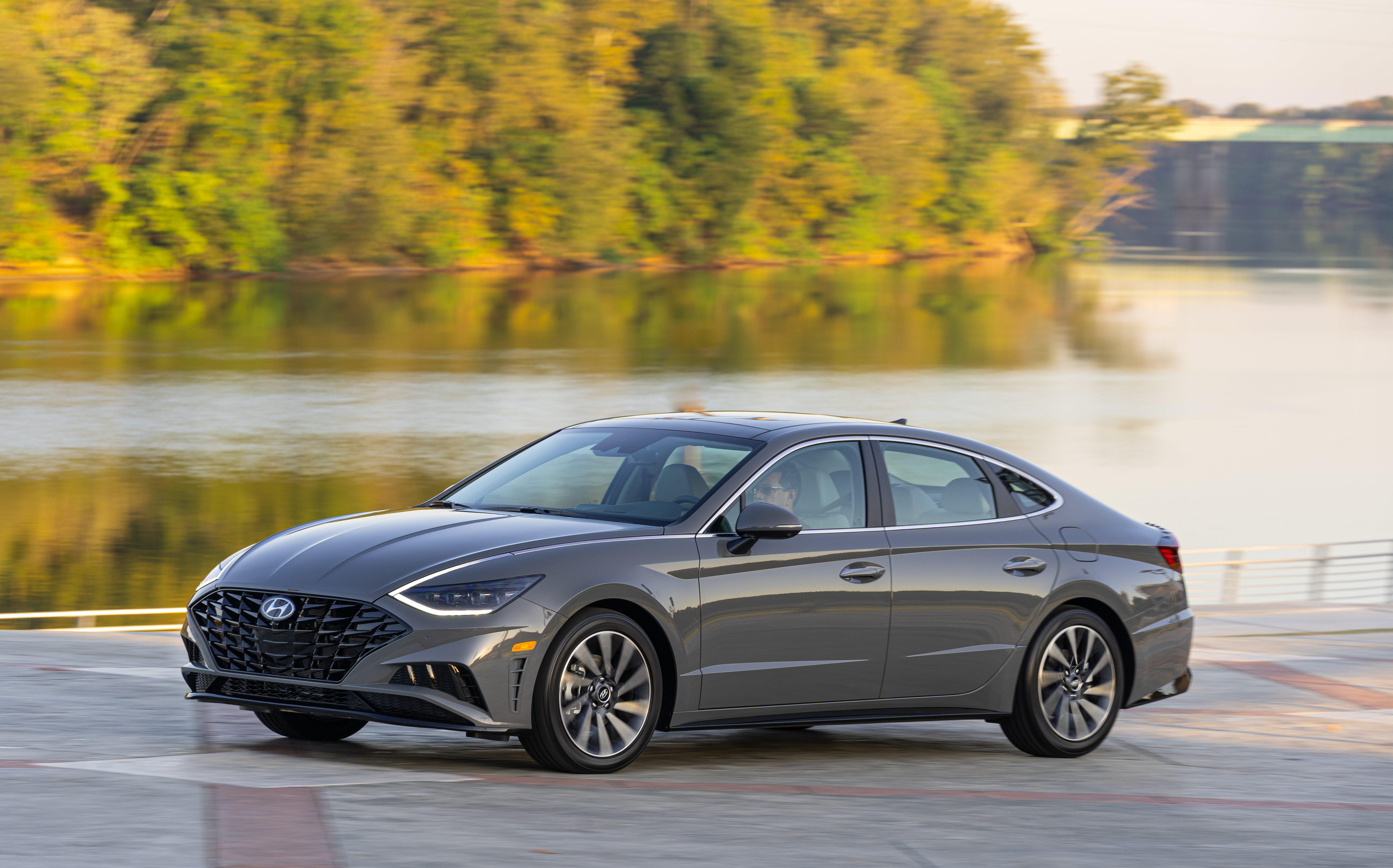 International Auto Show 2020.2020 Hyundai Sonata And Beyond 49th Annual Miami Auto Show