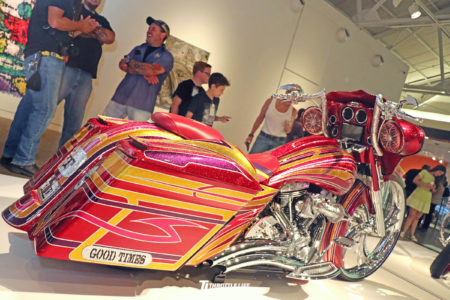 Viva Viclas: The Art of the LowRider Motorcycle