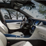 The Prosperous Interior of the 2020 INFINITI QX50 Autograph AWD: Artistic Comfort