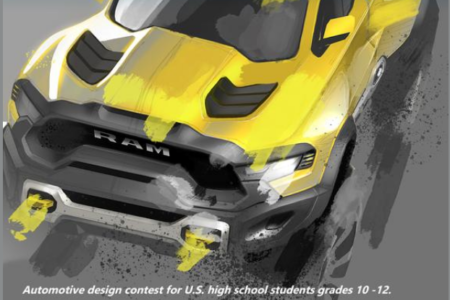 FCA Design Team Seeks High School Students to Design the Future of Ram Truck