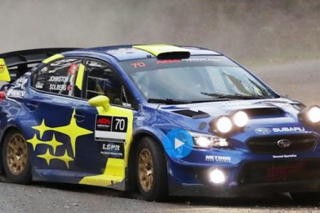 Recaro Automotive Seating and Subaru Motorsports USA Achieve Major Accomplishments During Rallycross and Rally Seasons