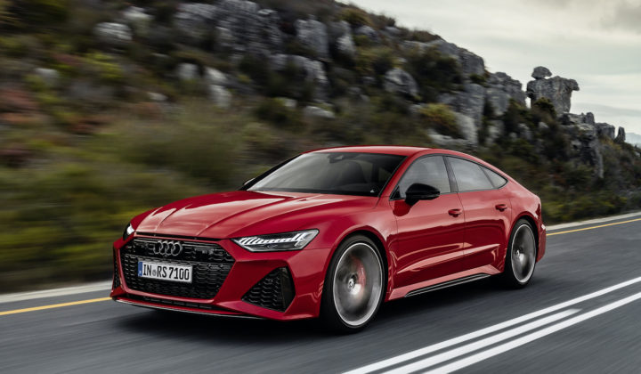 2021 Audi RS 7 Pricing: Visceral Performance, Striking Design
