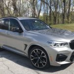 2020 BMW X3 M Competition: Altered Carbon