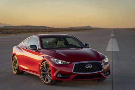 2020 INFINITI Q60 Red Sport 400 AWD: Dual Intentions