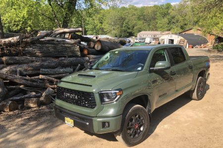 2020 Toyota Tundra TRD Pro CrewMax: Powerfully Authentic