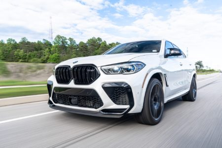 2020 BMW X6 M Competition: Maximum Disruption