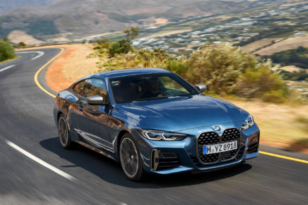 The New 2021 BMW 4 Series Coupe