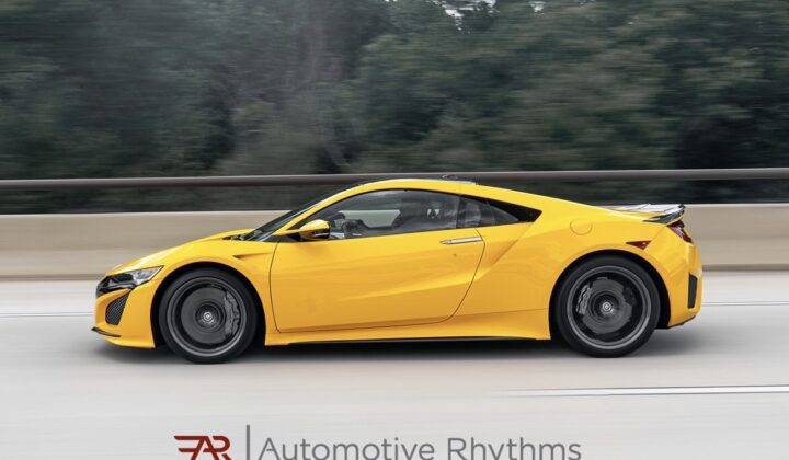 2020 Acura NSX in Indy Yellow Pearl: Your Everyday Supercar
