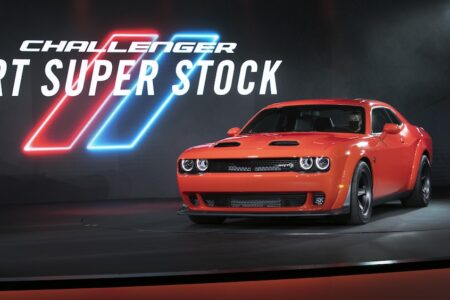2020 Challenger SRT Super Stock is the Newest Dodge Drag-racing Machine