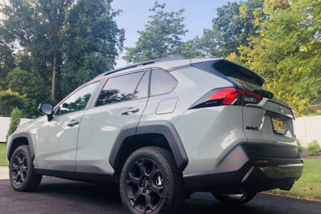 2020 Toyota RAV4 TRD Off-Road: Urban Outfitted and Enhanced