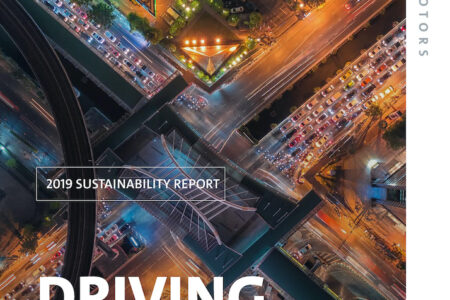 GM Releases 10th Annual Sustainability Report Outlining 2019  Progress and Plans for the Future