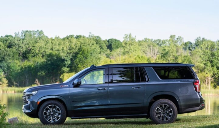 2021 Chevrolet Suburban 4WD High Country: Two For One