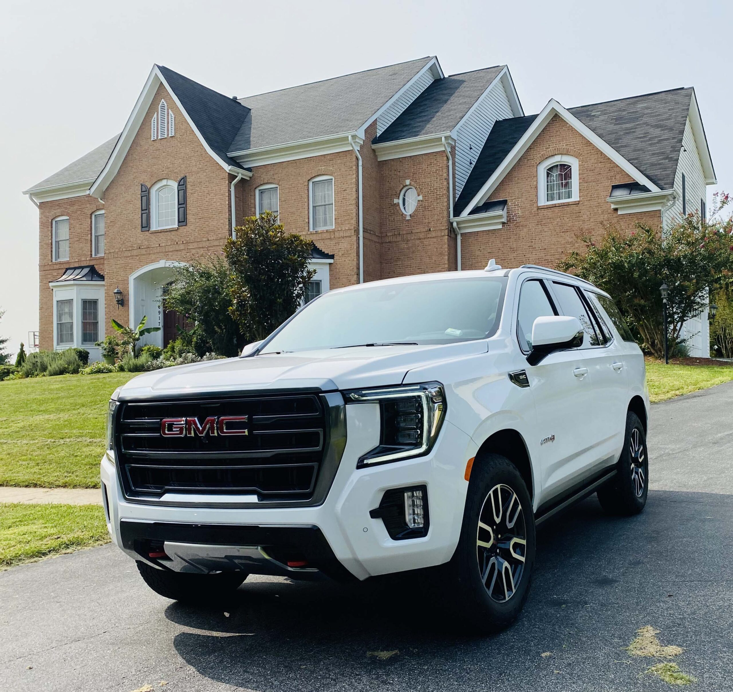 2021 Gmc Yukon 4wd At4 Stronger Bolder And Smarter Automotive Rhythms