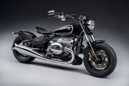 The New BMW R 18 Supreme Cruiser