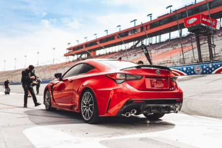 "2020 Lexus ""0 to 60"" Celebrity Racing Series: Season 4 Invigorates"