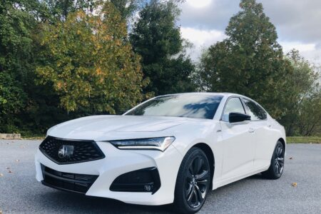 2021 Acura TLX SH-AWD A-Spec: Unmitigated Freedom