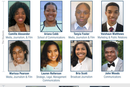 Ford Motor Company, and the Black Automotive Media Group Unite to Offer Howard University Journalism Internships