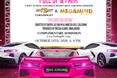 "Pull Up & Park to ""The Waiting Room"" with Megamind Media Chevy"