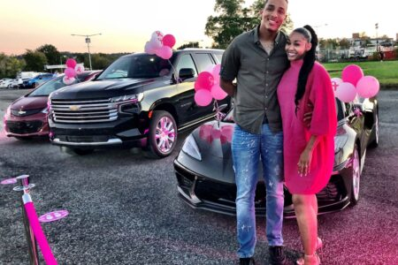 PULL UP & PARK with Chevy & Automotive Rhythms for Breast Cancer Awareness Month