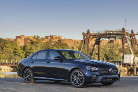 2021 Mercedes-Benz E 450 4MATIC Sedan: The Embodiment of Loyalty