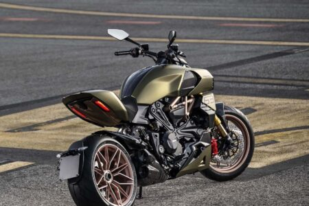 Ducati Diavel 1260 Lamborghini: Italian, Sporty, and Distinctive