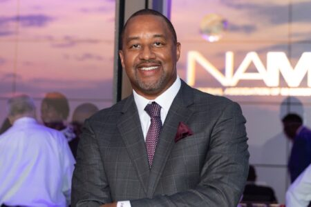 Damon Lester of the National Association of Minority Automobile Dealers