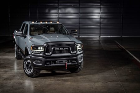 2021 Ram Power Wagon 75th Anniversary Edition