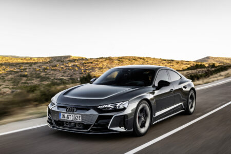 The Electric Gran Turismo: The 2022 Audi e-tron GT and RS e-tron GT
