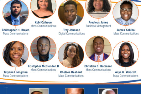 10 Lincoln University Mass Communications Students Awarded Internships with the Black Automotive Media Group and Audi of America