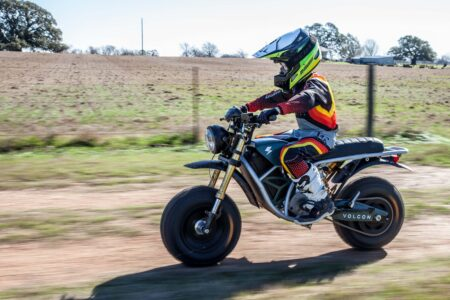"Volcon Announces All-Electric Motorcycle for Kids,  Aptly Named ""The Runt"""