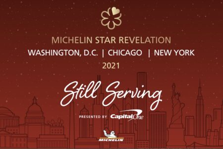 "The MICHELIN Guide Presents ""Still Serving"" Virtual Series in Washington, D.C., Chicago and New York"