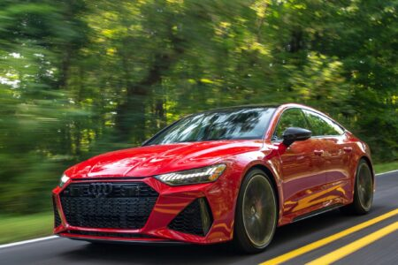 2021 Audi RS 7: High-Performance Artistry
